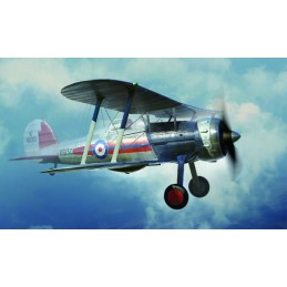Maquette avion Gloster Gladiator MK1 1/48 I Love Kit 64803