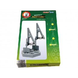 2 Master Tools base clamps