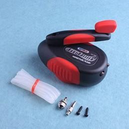 Pompe à carburant à main rouge Prolux 1652