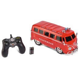 VW T1 Samba Bus Fire...