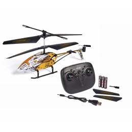Helicoptère Eagle 220 Autostart RC 2.4Ghz RTF Carson 500507151