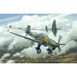 Junkers Ju87B Stuka Bat....