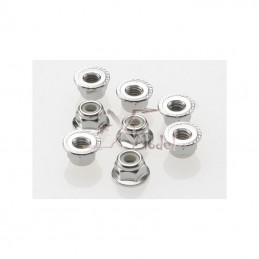 4mm self-locking nuts
