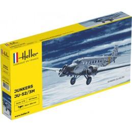 Junkers Ju-52/3m 1/72 Heller