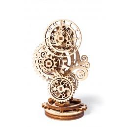 Steampunk 3D wood clock UGEARS