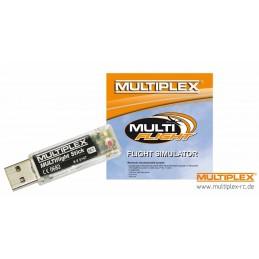 Multiplex MULTI flight...