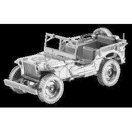 Iconx Military Vehicle Jeep...