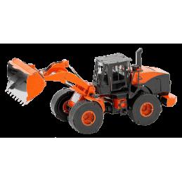 Metal Earth Orange Loader