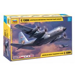 C-130H Hercules 1:72 Zvezda