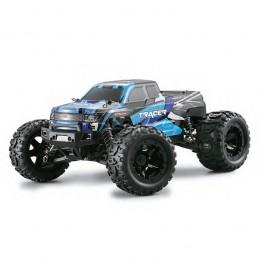 Tracer Monster Truck 4WD bleu 1/16 RTR FTX FTX5576B