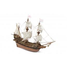 Boat Golden Hind 1/85 Kit...