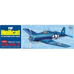 Hellcat F6F Guillow's