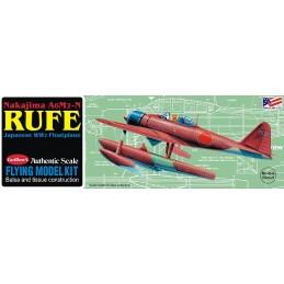 Nakijima Rufe A6M2-N Guillow's