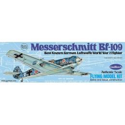 Messerschmitt BF-109 Guillow's