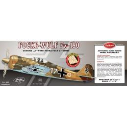 Focke-Wulf Fw-190 Guillow's