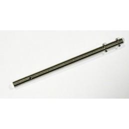Vertical metal axis - Pioupiou