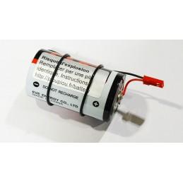 Batterie 19Ah - Pioupiou