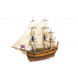 Boat Endeavour 1/54 Kit...