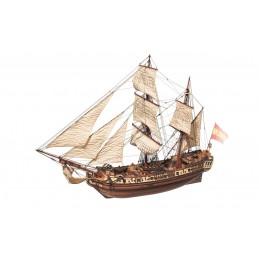 Boat La Candelaria 1/85 Kit...