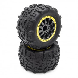 Full Wheels (x2) STX Funtek