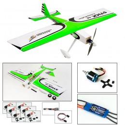 Stick-14 3D 1.40m T14 Kit ARF balsa DW Hobby TCG1401