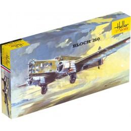"""BLOCH 210 """"Heller Musée"""" 1/72 Heller 80397"""