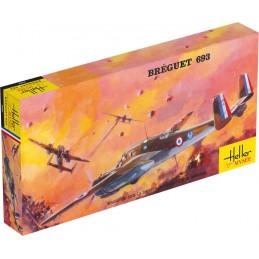 """BREGUET 693/2 """"Heller Musée"""" 1/72 Heller 80392"""