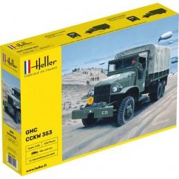 Camion GMC US-Truck 1/35 Heller 81121