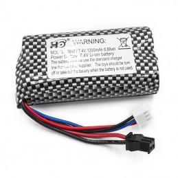 Li-Ion Battery 7.4V 1200mAh...