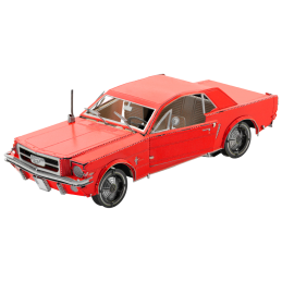 1965 Ford Mustang Red Cup...