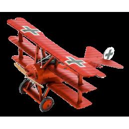 Avion triplan Fokker Dr.I Metal Earth MMS210