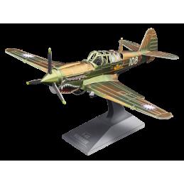Avion P-40 Warhawk Metal Earth MMS213