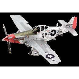 Avion P-51D Mustang Sweet Arlene Metal Earth MMS180