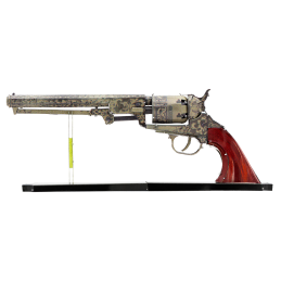 Revolver of the Wild West...
