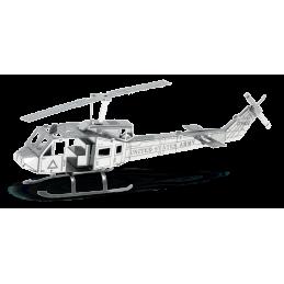 Hélicoptère Bell HUEY Metal Earth MMS011