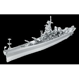 Iconx bateau USS Missouri Metal Earth ICX111