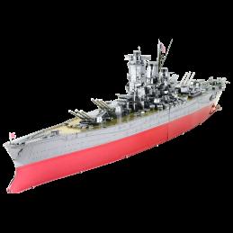 Icons military boat Yamato...