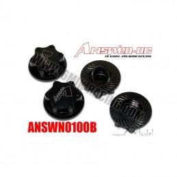 Ecrous de roues borgnes freinés 1/8e Answer