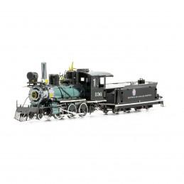 Steam locomotive 2-6-0 Far...