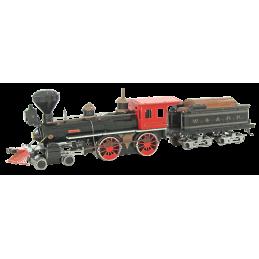 Steam locomotive 4-4-0 Far...