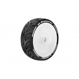 GT-Tarmac tires - White...