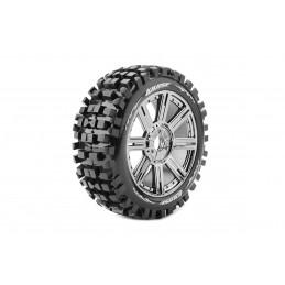 B-Ulldoze tires - Chrome...