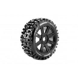 B-Ulldoze tires - Black...