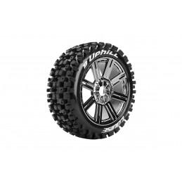 B-Uphill tires - Chrome...