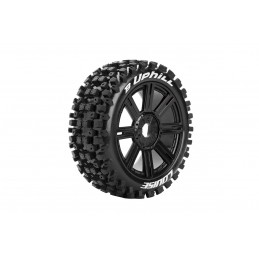 B-Uphill tires - Black...