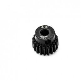 Pignon moteur 19T / 48dp Konect KN-184219