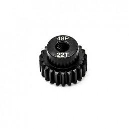 Pignon moteur 22T / 48dp Konect KN-184222
