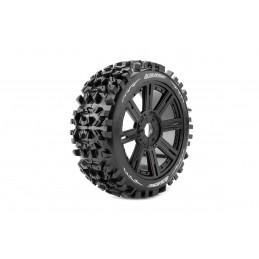 B-Pioneer tires - black...