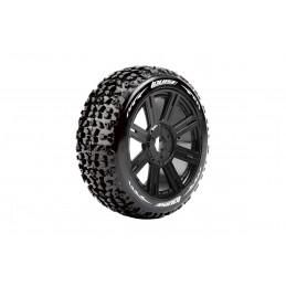 B-Mazinger tires - Black...
