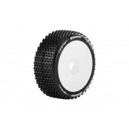 B-Hornet Tires - White Rims...